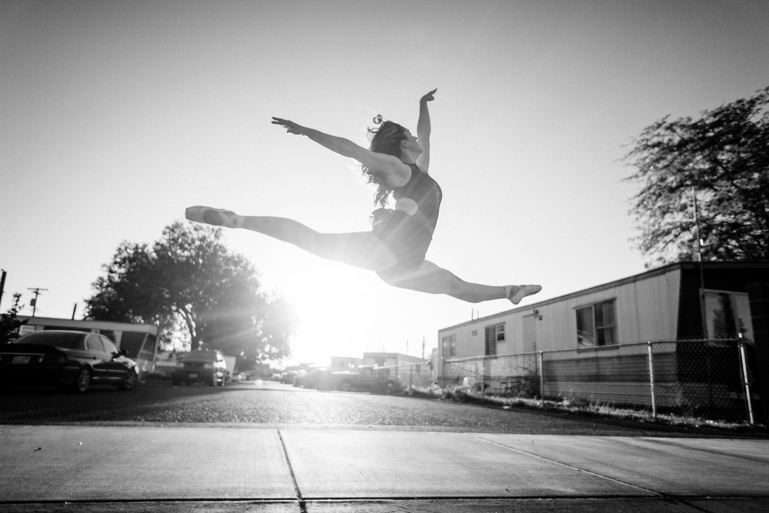 Outdoor Ballet
